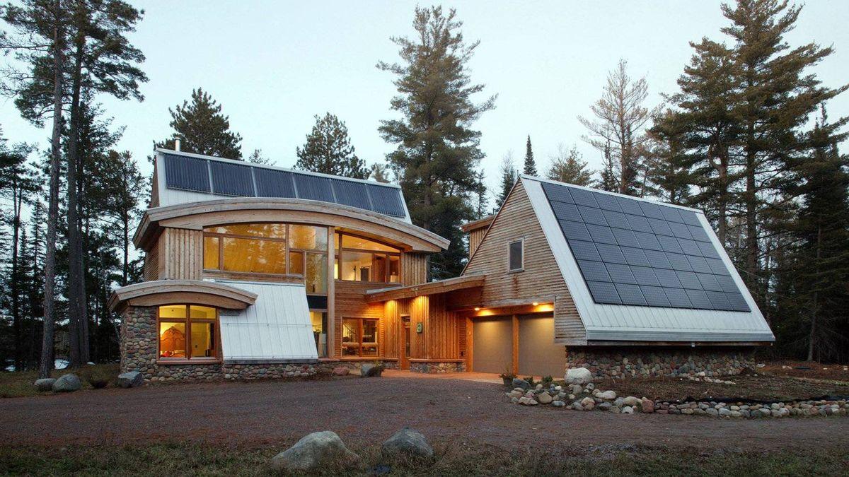 pasivna hiša energijsko varna hiša