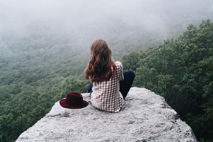 sama v naravi