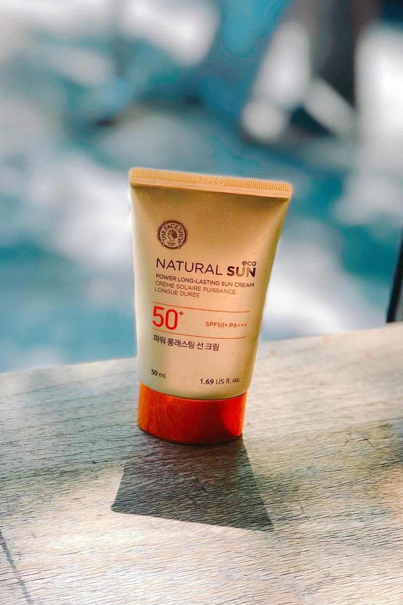 sončna krema zaščita pred soncem UV žarki