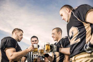 pitje alkohola in šport